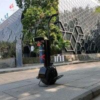 Крутой самобалансирующийся Моноцикл мини Одноколесный скутер электрический мотор 500 Вт