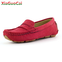 New Arrivals Children Kids Flat Loafers Shoes Boys Girls Slip on Shallow Casual Oxford Non-slip Sneakers For Teenagers A51 10