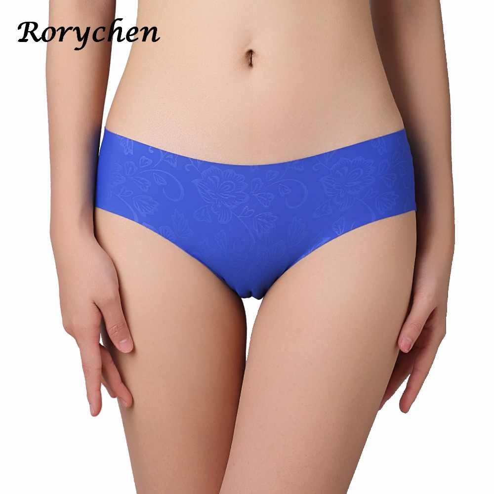 03fedaea6a78 ... Rorychen Hot Sale Seamless Briefs Everyday Underwear Women Panties  Traceless Raw-cut Sexy lingerie Hipster ...