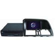 Envío Libre 7 pulgadas de Coches Reproductor de DVD Sistema de Navegación GPS para Volvo XC60 2008 2009 2010 2011 compatible con V 6 CDC o 10 CDC