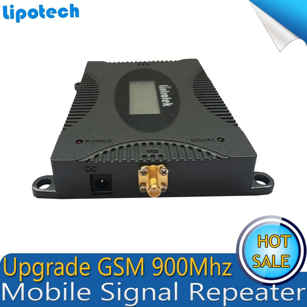 Lintratek ny ankomst !! Uppgradera GSM 900Mhz Mobile Signal Repeater, - Reservdelar och tillbehör för mobiltelefoner - Foto 4