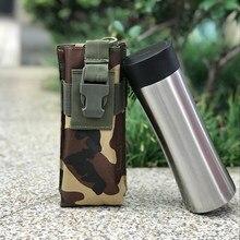 78c481a07a1 Water fles zakken outdoor multifunctionele leisure sport kwaliteitsborging  militaire leger tactische apparatuur buitenste drank tas(