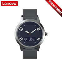 Lenovo Bluetooth 5.0 Smart Watch Blood Pressure Heart Rate Real Time Monitoring Smartwatch OLED Screen Silicone Wristwatch