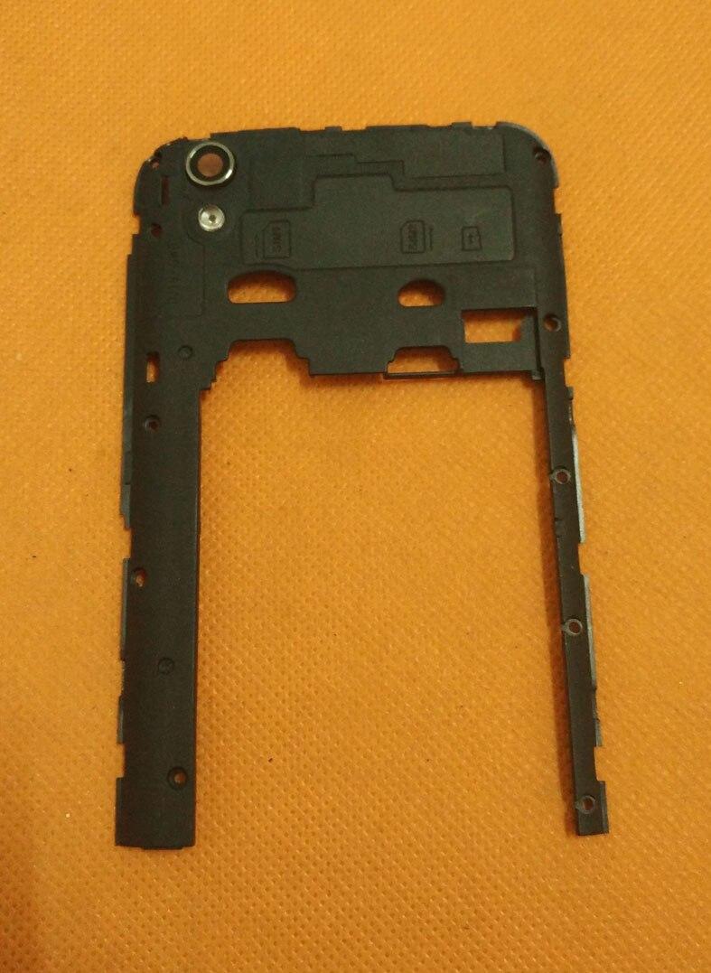 Utilisé Original Retour Cadre cas shell + caméra verre Pour Umi Londres MTK6580 Quad Core 5.0 pouce HD Livraison Gratuite