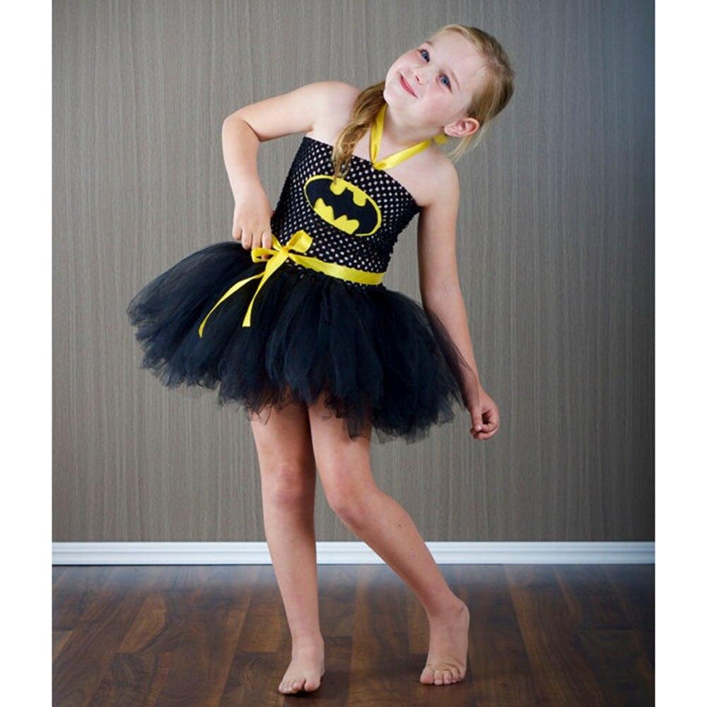 Aliexpresscom  Buy Batman Dress Batman Tutu Superhero -3526