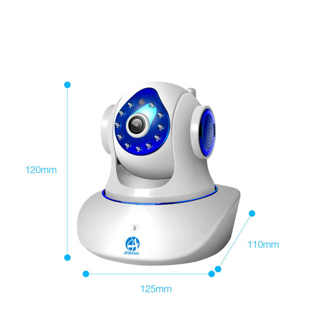 JOOAN Wireless IP Camera Baby Monitor 720p Smart Home Security Video Surveillance Network  CCTV Two way Audio Support TF Card