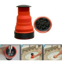 Air Power Drain Blaster Sink Plunger Drain Clog Remover Plunger Cannon High Pressure Powerful ManualFor Bathroom Kitchen Sale(China)