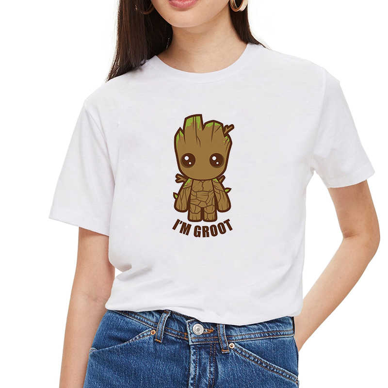 Neue Ankunft 2019 Vogue T Shirt T Shirt Super Mom Weibliche T-shirt Mutter der Harajuku Kawaii Weiß T-shirt Korean Mode kleidung