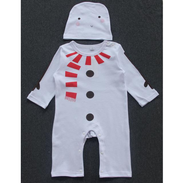 New Style Chrismas Unisex Baby Clothing