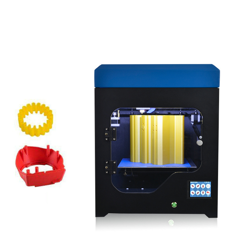 Small Resume Assembled Dual Extruders Plastic Desktop Printing Technology Factory Price Empresora I3 3d Printer Made In China plastic mould in hight quality and low price useing plastic injection mould made in china