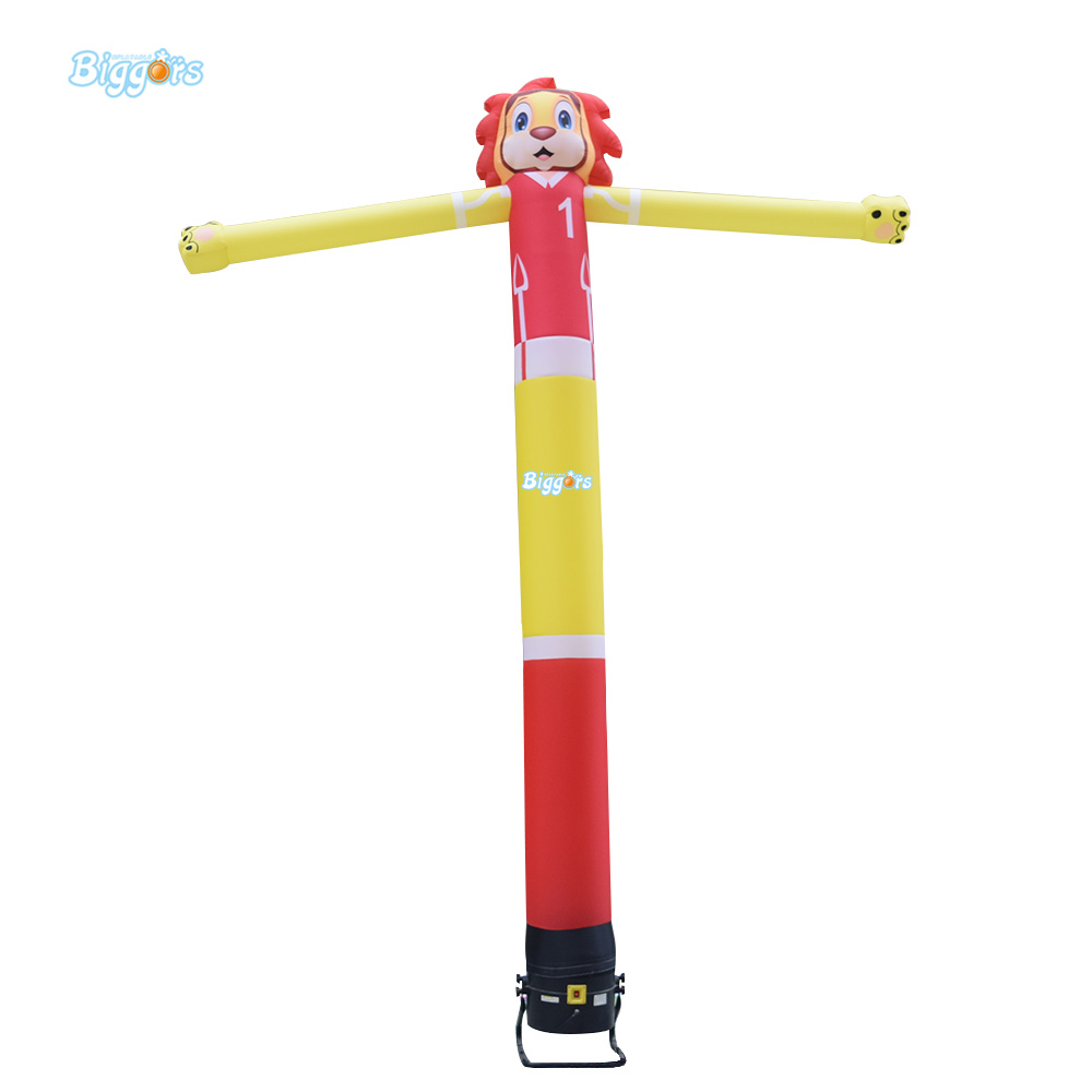 Custom Hot Sale Inflatable Inflatable Sky Tube People Dancing for Advertising inflatable sky dancing tube man ghost chef outdoor waving air dancing man for advertising celebration without fan blower