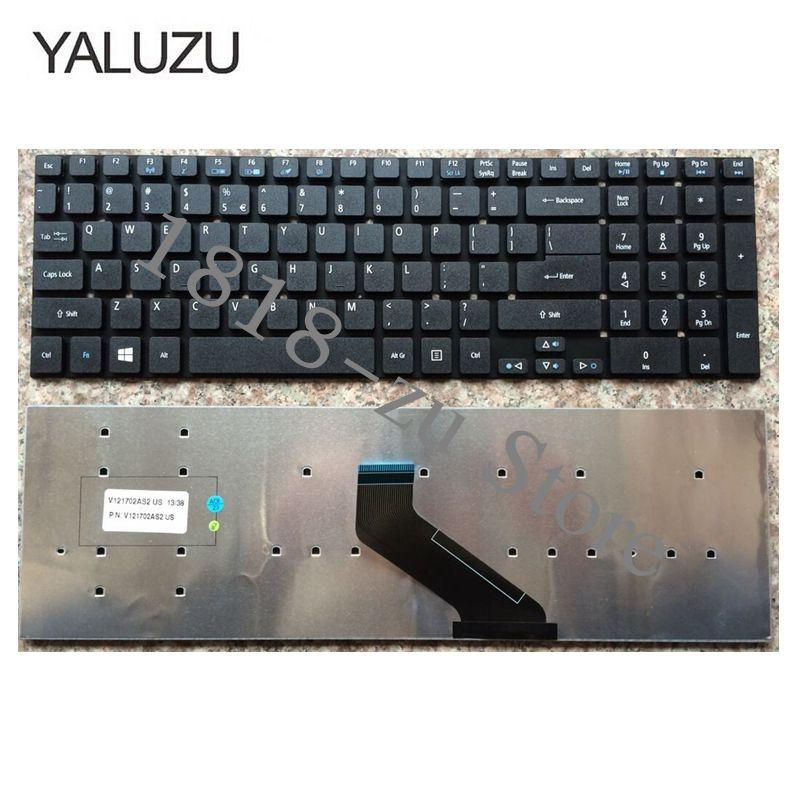 YALUZU US English Keyboard No Frame For Aspire 5755 5755G P5WE0 AS5755