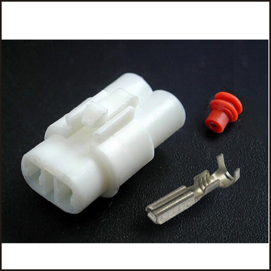 small resolution of wire connector female cable connector male terminal terminals 2 pin connector plugs sockets seal fuse