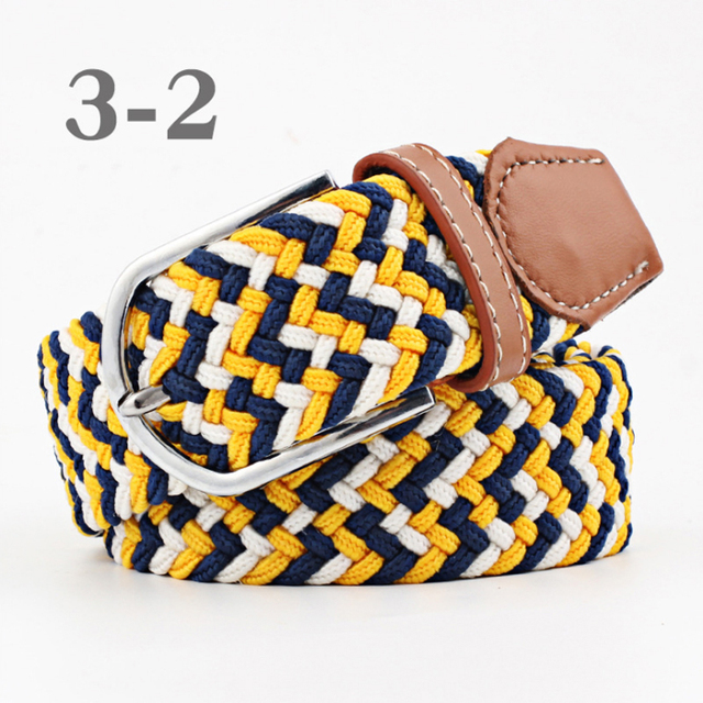 Casual Knitted Belt 5