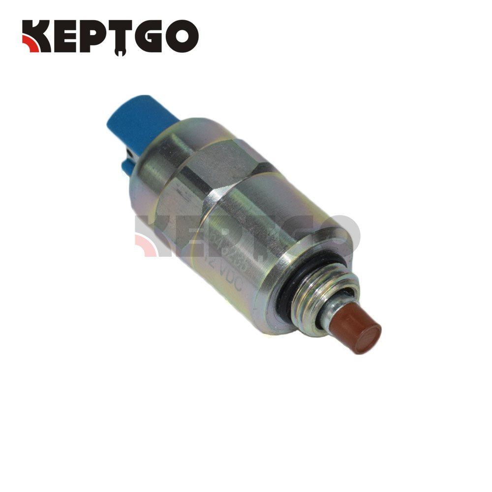 12V Solenoid Valve 17/105201 17-105201 For JCB 3CX 4CX плоскогубцы jcb jpl005