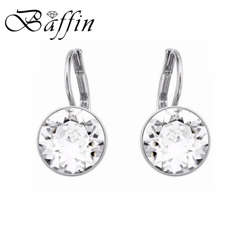 8f87e1575d0c Best Quality Bella Piercing Earrings Made with SWAROVSKI Elements Clear  Crystal from SWAROVSKI Bijoux Women Christmas