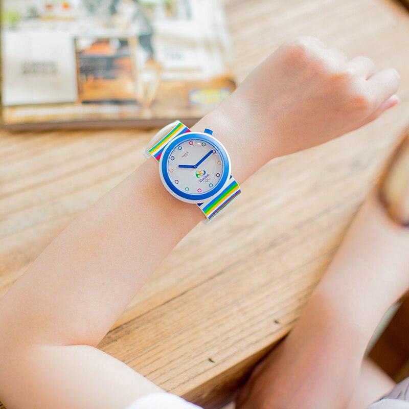 Swatch Montre Quartz montre pour hommes PNZ100