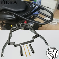 Motorcycle Rack Rear Extended Carrier Plate kit For YAMAHA AEROX155 NVX155 Motor Accessories Rear carrier Luggage Rack