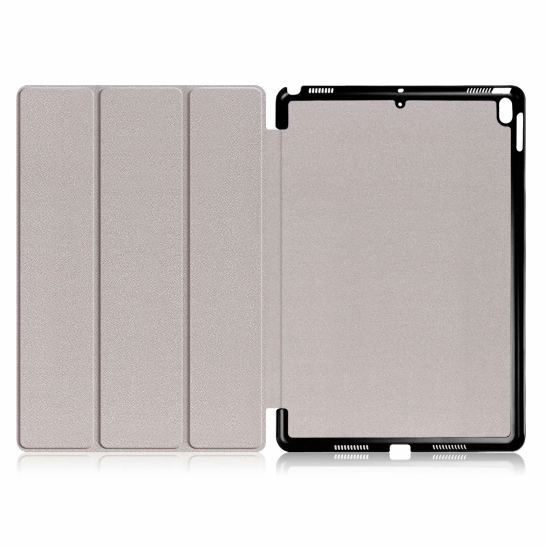 Fashion Painting Ultra Slim 3 Fold Stand Case Cover For ipad Air 10 5 2019 Smart Sleep Awake funda cover for ipad air 3 in Tablets e Books Case from Computer Office