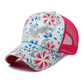 Spring and summer female mesh casquette leisure shopping gorro women sport chapeau golf sports sombrero cap hat bone