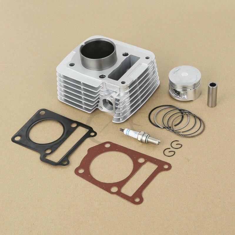 Kit haut de gamme de segments de Piston de cylindre pour Yamaha TTR125 TTR 125 2000-2005 02 03 moto
