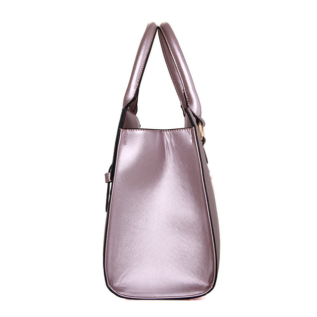 5 Bag/Set  Women Handbags PU Leather Women Messenger Bag Business Hot Girls Bag Solid Volume 2017 Women Bags  MB019