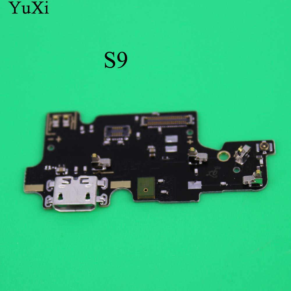 يوشى ل Gionee S9 S6PRO S10 S10C S10B s5 GN3001 S11 USB شحن شاحن قفص الاتهام موصل منفذ التوصيل الكابلات المرنة