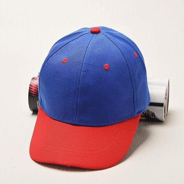 Lovely!! New Fashion Cotton Boy Two color Baseball Cap For Children ... 8013767099d
