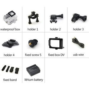 Image 5 - SJ4000 waterproof sports DV multi function outdoor sports camera mini sports camera dive camera