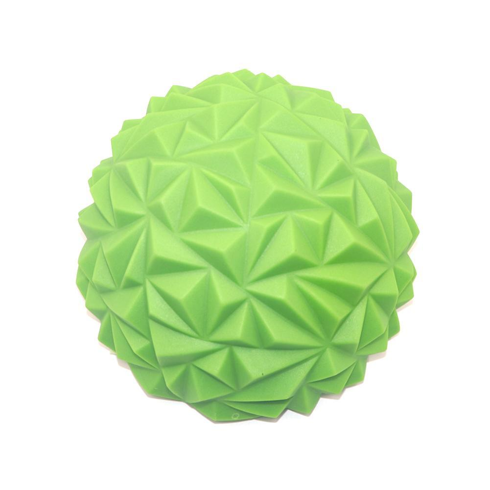 16 8cm foot message ball PVC Soles Hedgehog Sensory Training Grip the Ball Portable Physiotherapy Ball healthy care in Massage Relaxation from Beauty Health