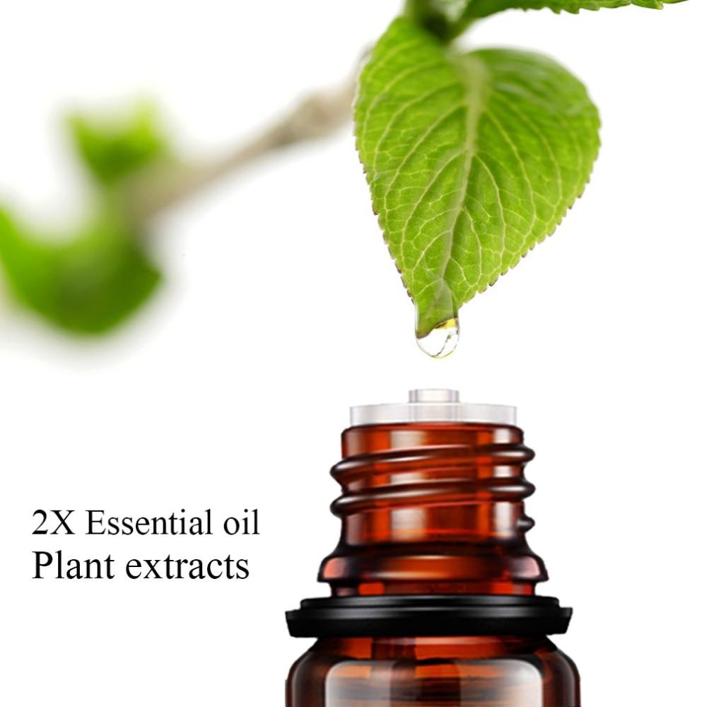 Natural Lemon Jasmine Essential Oil Kit SPA Bath Massage Oil 10ml/Bottle Relieve Tired Improve Skin Aromatherapy Oils