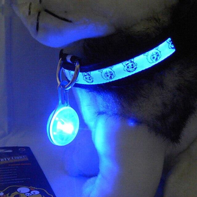 Pet Night Safety LED Flashlight