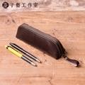 Ручная работа  натуральная кожа  сумка-карандаш из воловьей кожи  винтажный Ретро стиль  аксессуары для ноутбука путешественника  бесплатна...