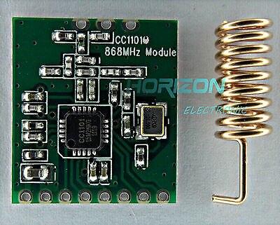 Modul nirkabel CC1101 Antena Transmisi Jarak Jauh - Elektronik pintar