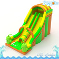 Free Sea Shipping Double Lane Cheap Inflatable Bouncy Houses Slide For Sale