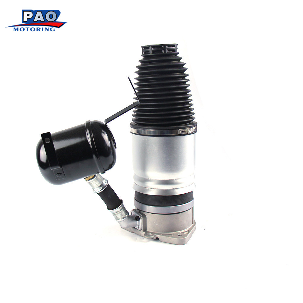 Rear Left Air Suspension Bag Air Spring Fit For <font><b>Audi</b></font> <font><b>A8</b></font> <font><b>D3</b></font> 4E 2002-2010 Shock Strut OEM 4E0616001E,4E0616001N,4E0616001 image