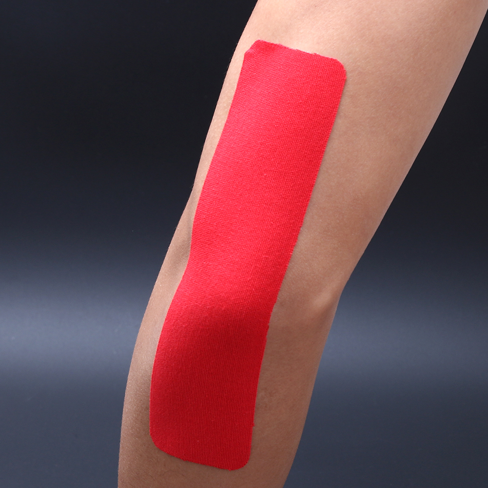 6pcs Mussel Stickers Sports Tape Elbow Knee Support Mussel Sticker Elastic Soft Breathable Cotton Bandage Sports Safety