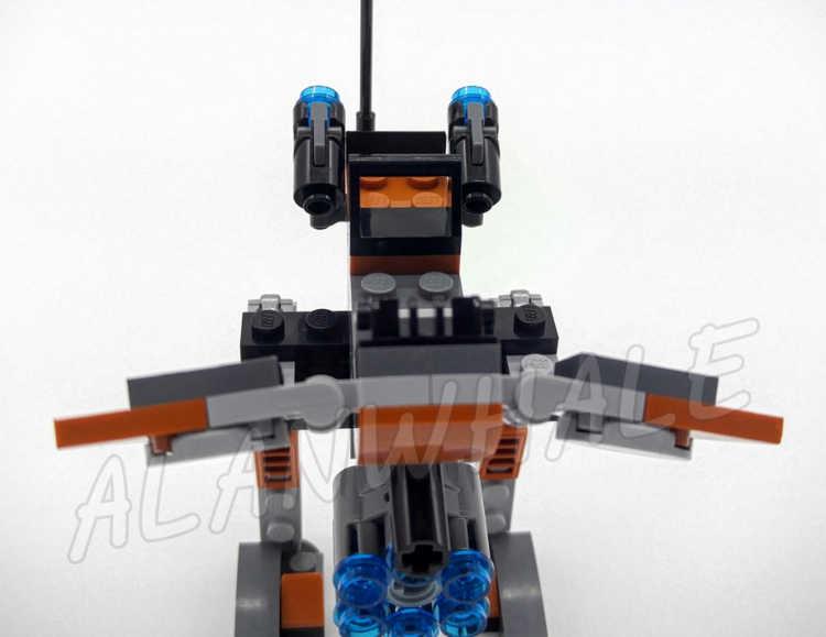 105pcs חלל מלחמת Geonosis Troopers Clone יקום 10368 איור בניין ערכת בלוקים ילד ילדי צעצועי תואם עם LagoING