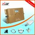 Frecuencia Global! pantalla LCD! DOBLE BANDA 900/1800 mhz señal de velocidad 2g 4g móvil Inteligente booster de señal del repetidor del amplificador 2g 4g kit
