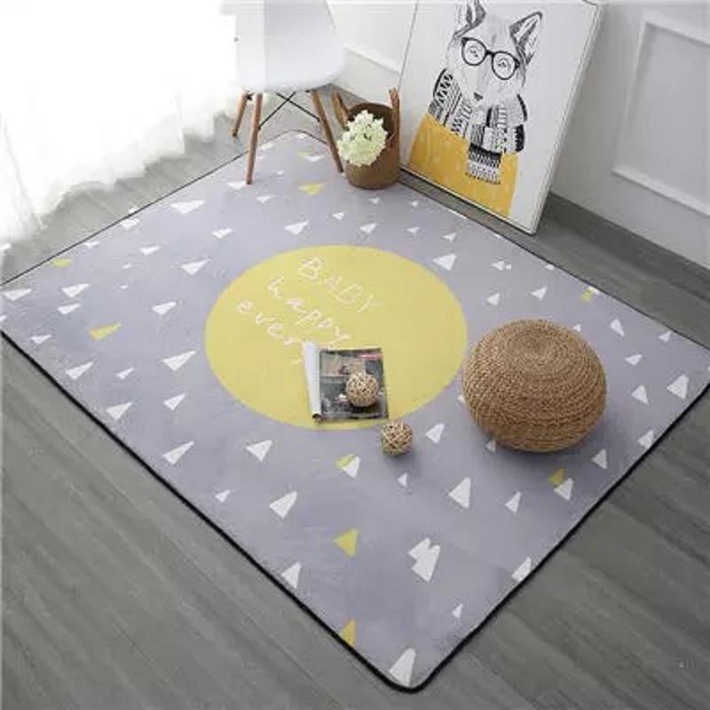 Rêve tapis à vendre 100x150 cm épaissir doux enfants chambre tapis de jeu moderne chambre petits tapis grands tapis roses pour salon