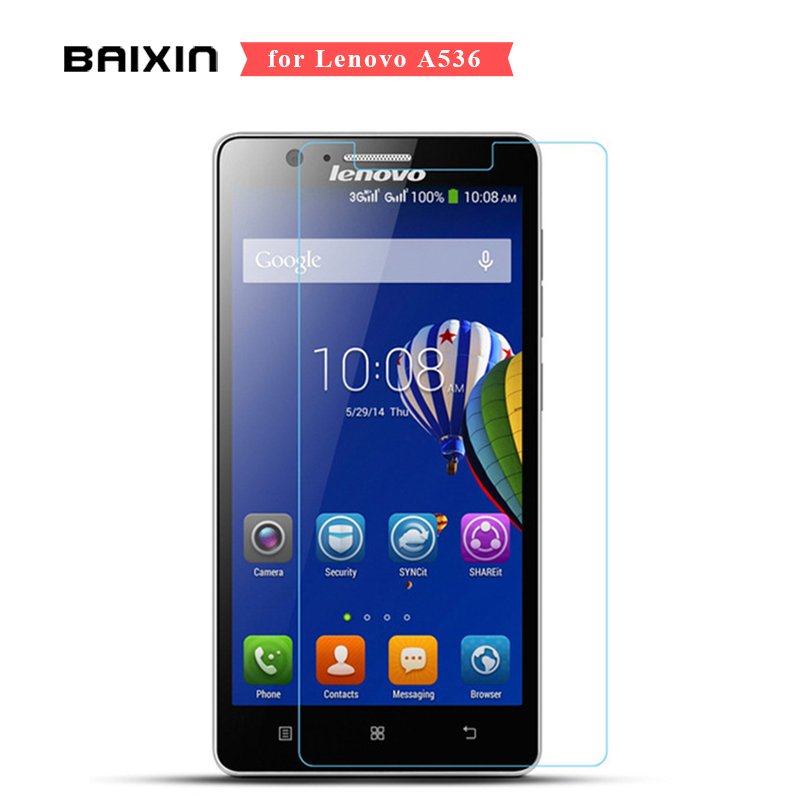 Screen Protector for Lenovo A536 a536 Tempered Glass for lenovo A 536 a 536 9H 2.5D Protective Toughened Glass Film
