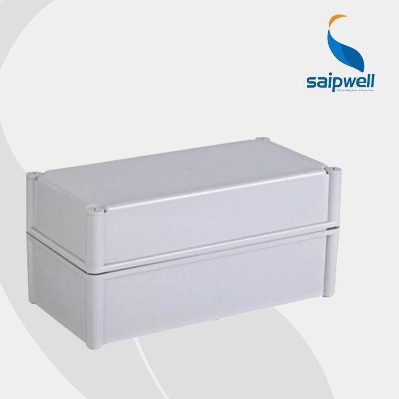 waterproof plastic ABS enclosure junction box 380*190*180mm SP-02-371918waterproof plastic ABS enclosure junction box 380*190*180mm SP-02-371918