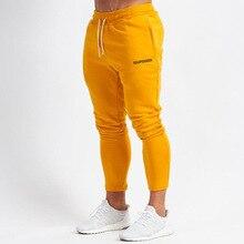 2019 Fashion New Streetwear Sweatpants For Men Causal Training Pants Letter Print Mens Hip Hop Trousers