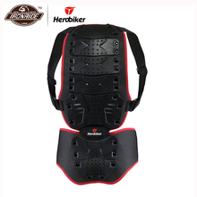 HEROBIKER Motorcycle Racing ATV Body Back Vest Armor Motocross Back Protector Motorcycle Motocross Racing Body Protector
