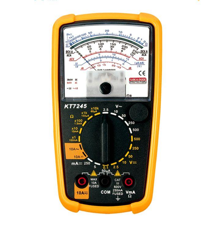 Selling High Quality Kt 7245 Sensitivity Analog Multimeter