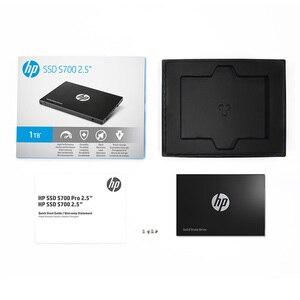 Image 5 - HP ssd 1 TB sata3 הפנימי 2.5 דיסק קשיח דיסק HDD S700 550 MB/S SATAIII Data3.0 ssd 1 tb עבור מחשב נייד שולחן עבודה