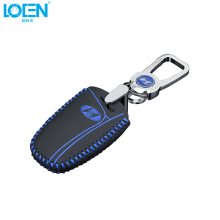 Car Key Cover Case Intelligent Keychain Bag Folding Key Holder Waterproof Antioxidation For Hyundai IX35 IX25 Elantra Santafe