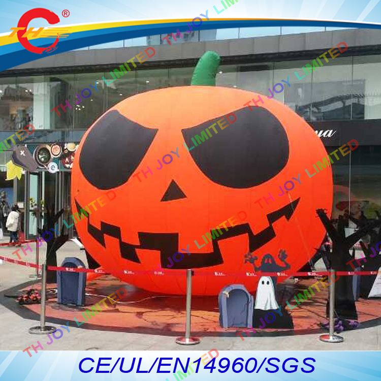 free air shipping to doorjack o lantern holidayall saints day giant halloween decoration inflatable pumpkin