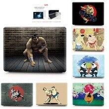 Yeni kılıf için Macbook Air Pro Retina 11 12 13 15 16 inç, kılıf A1466 A1706 A1989 A1708 A1932A2141A2159 + hediye