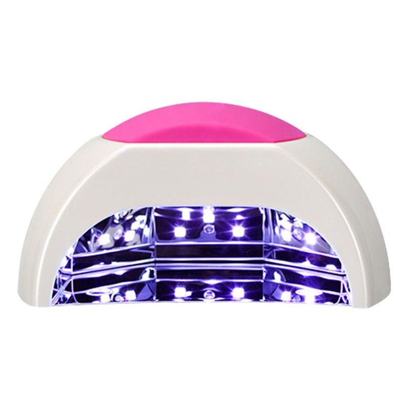 SUN2 UV LED Lampe à induction Nail 48 W Nail Sèche Linge Pour Durcissement Gel UV Led Gel Nail Gel Polish Machine avec aucune douleur mode